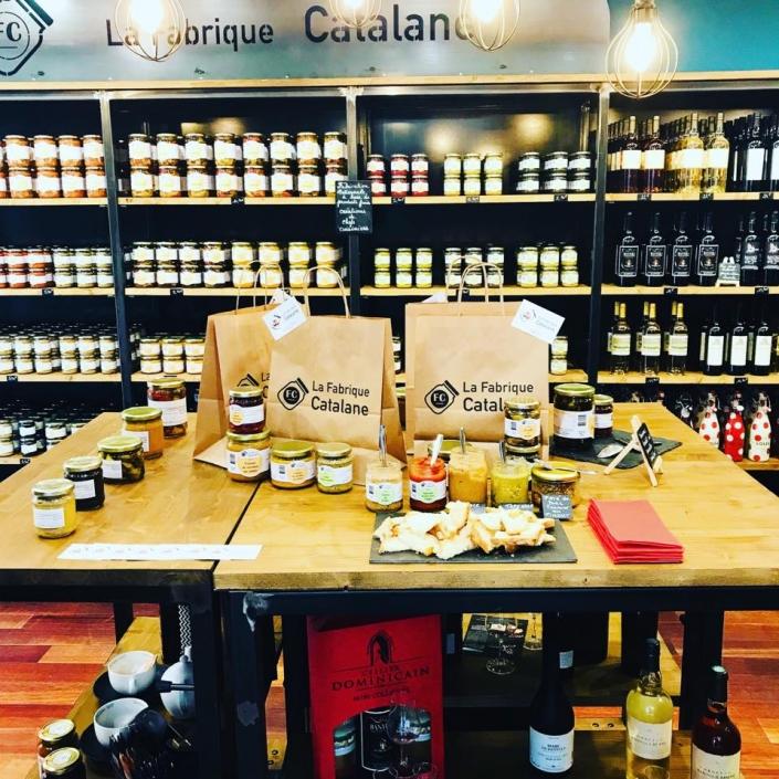 Fabrique catalane boutique et produits