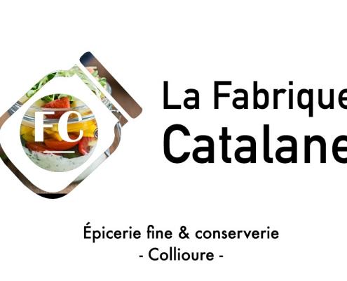 Fabrique Catalane Carte visite recto